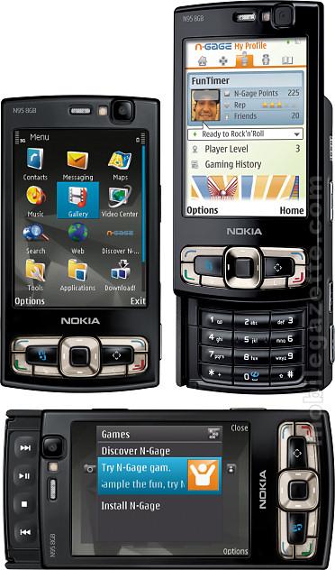 Nokia N95 8GB Combo