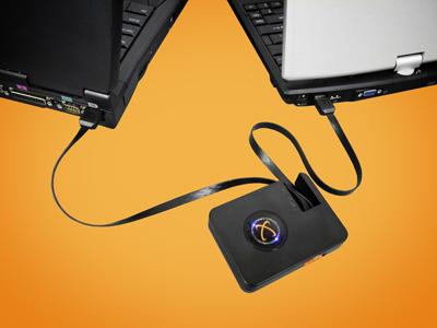 Crossbox USB Data Transfer Device