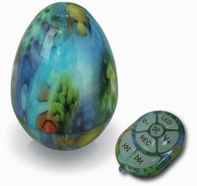 Easter Egg MP3 Player