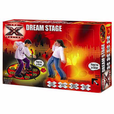 X Factor Idol Dream Stage Dance Mat