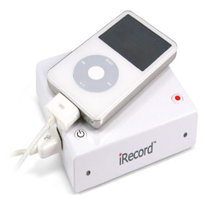 iRecord 1 Touch iPod Video Ripper