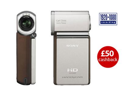 Sony HDR-TG3 Full HD Handycam Camcorder