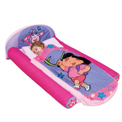 Dora The Explorer My First Ready Bed Your Kids Removable And Washable Sleeping Bag