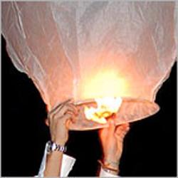 Sky Lanterns - 2