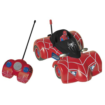 Spider-Man 3 Radio Control Car