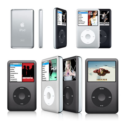 The Apple iPod Classic 160GB with Free Engraving features a unique cover