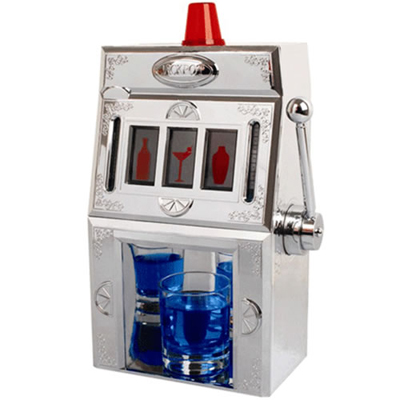 slot-machine-drink-dispenser