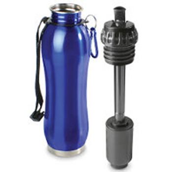 The Self Filtering Water Bottle 2