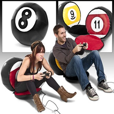 Magic 8 Ball Gaming Chairs