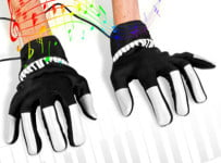 Piano Hand Gloves