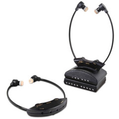 Voice Clarifying Television Headsets