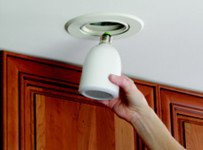 Audio Light Bulb