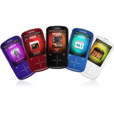 Sansa Fuze+ 16 GB MP3 Player