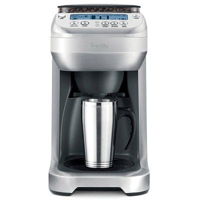 Coffee Makers Which Grind And Brew : The Perfect Portion Grind and Brew Coffee Maker