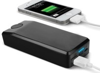The Hand Crank Emergency Cell Phone Charger