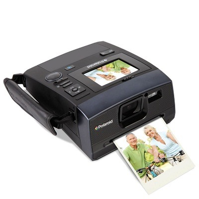 The 14 MP Digital Polaroid Camera