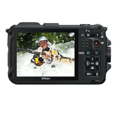 Nikon COOLPIX AW100 16 MP CMOS Waterproof Digital Camera 2