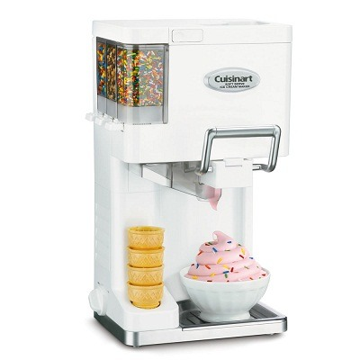Automatic Ice Cream Maker
