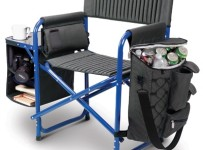 The Backpack Cooler Chair