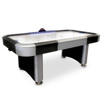 The Scoreboard Lights Air Hockey Table