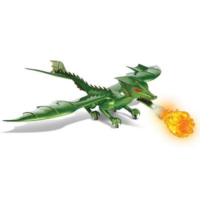 The Flying Fire Breathing Dragon