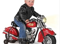 The Children's Electric 1948 Indian Motorcycle