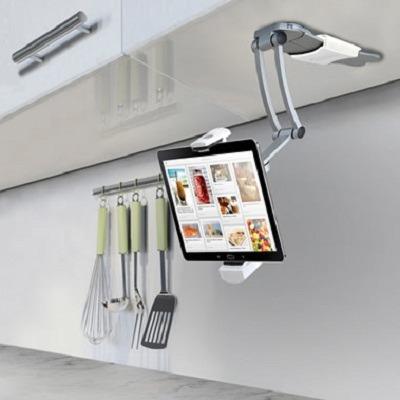 The Under-Cabinet iPad Dock 1