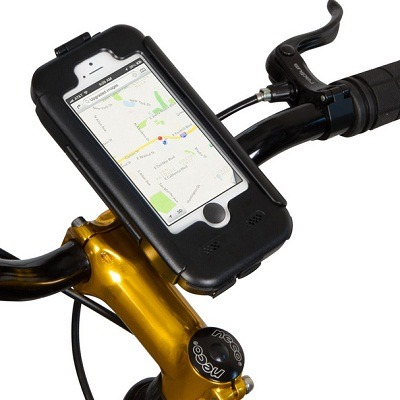 The Back Up Battery Bike Mount 1