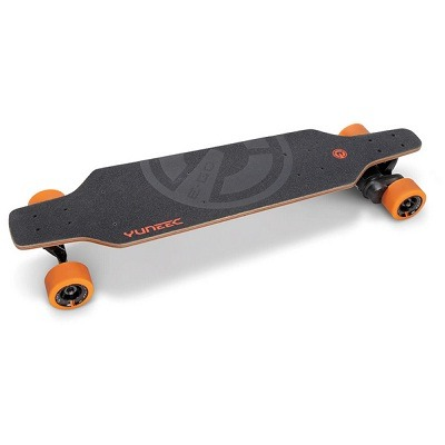 The Smartphone Controlled Electric Skateboard