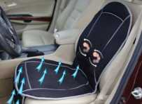 The Fan Cooled Seat Cushion