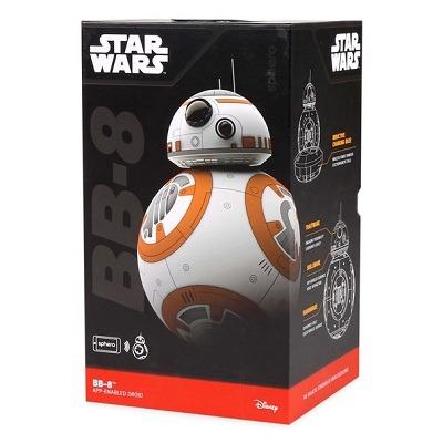 The Star Wars BB-8 Droid 2