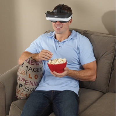 The Full Immersion Computer Goggles
