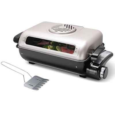 The Odor Eliminating Fish Roaster 1