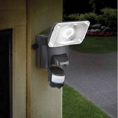 The Video Recording Solar Security Light