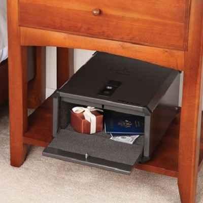 The Best Biometric Bedside Safe 1