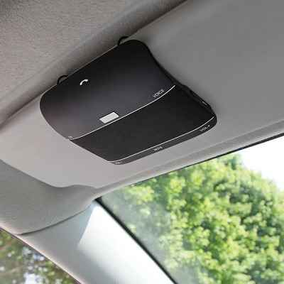 Jabra Freeway In-Car Speakerphone - The best car speakerphone