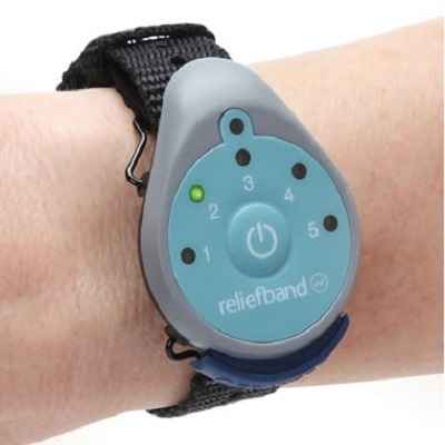 The Motion Sickness Relief Band 1