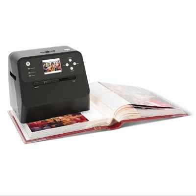The Rapid Photo Album Scanner