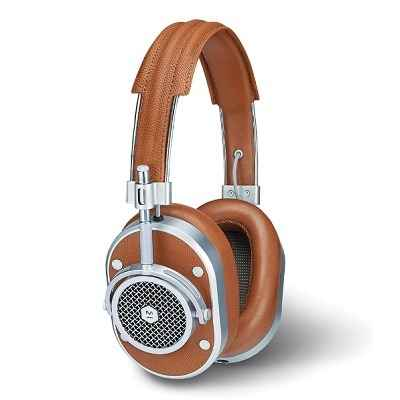The Maximum Comfort Lambskin Neodymium Headphones