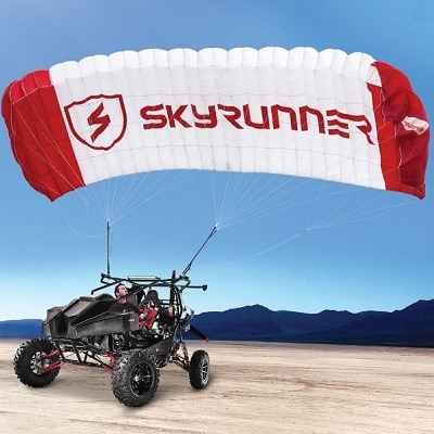 The Flying All Terrain Vehicle