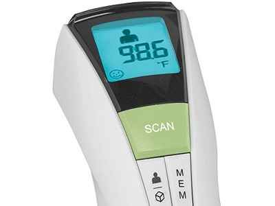 The One Second Infrared Thermometer 1