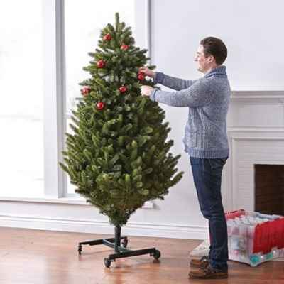 The Remote Controlled Height Adjustable Christmas Tree