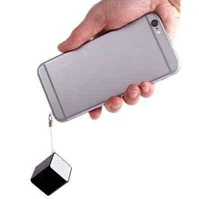 World's Smallest Bluetooth Speaker 1