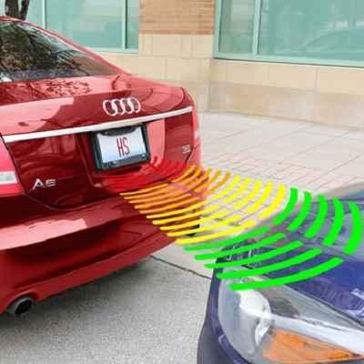 The Bump Avoiding Parking Sensor