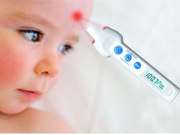 Thermofocus - Your Childs Friendly Thermometer!