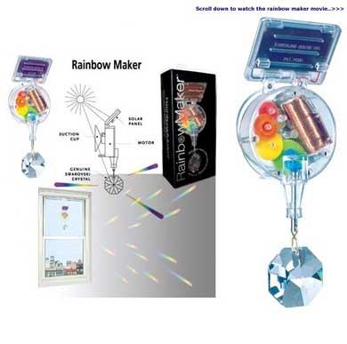 Heart Rainbow Maker
