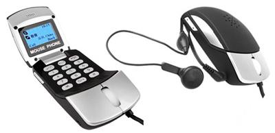 Mouse Skype Phone