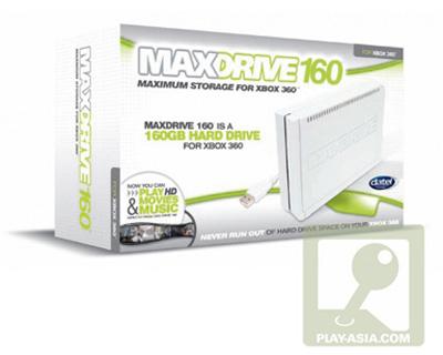 Max Drive 160 HDD