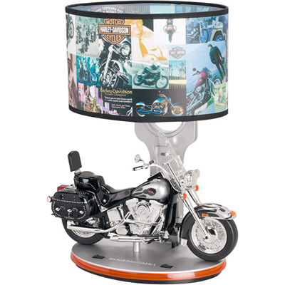 Harley Davidson Vroom Lamp Perfect Replacement For Those