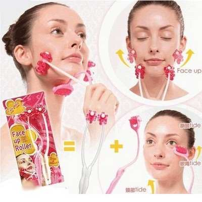 Face and Arm Massage Rollers